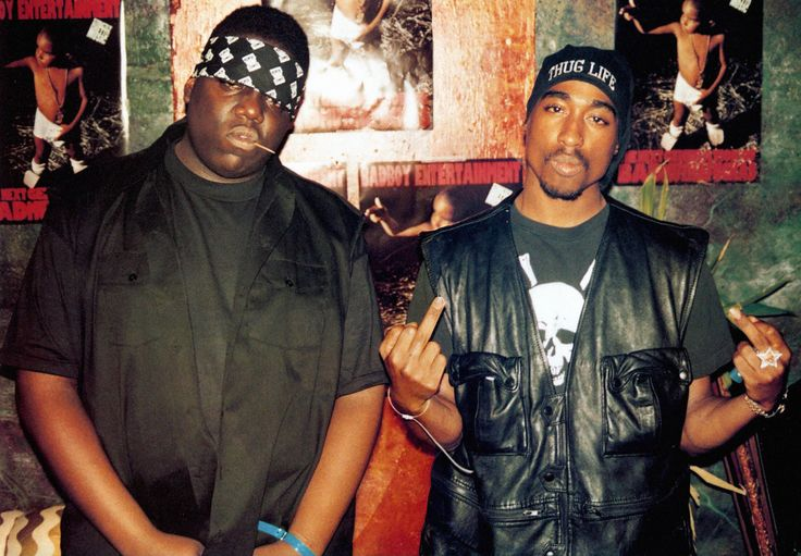 The Notorious B.I.G. & Tupac Shakur; Legends Don't Die