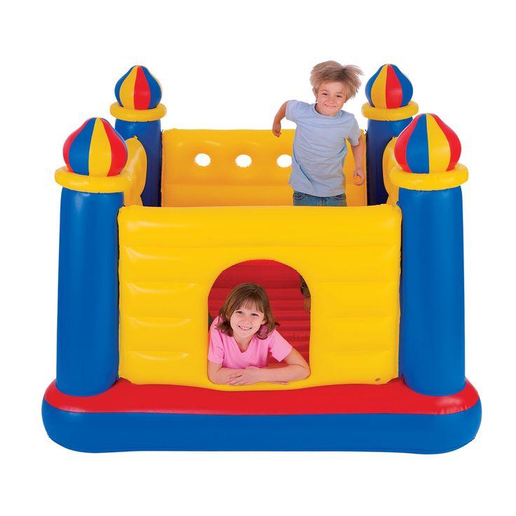 Costco UK - Intex Jump-O-Lene Inflatable Castle Bouncer (3-6 Years)