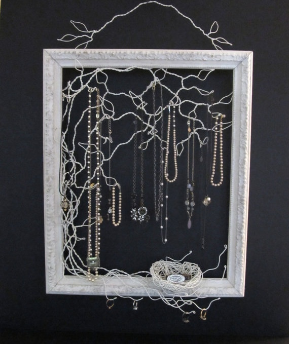 149 best Jewellery display ideas images on Pinterest Organizers