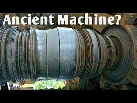 Hoysaleswara Temple, India - Built with Ancient Machining Technology? - YouTube