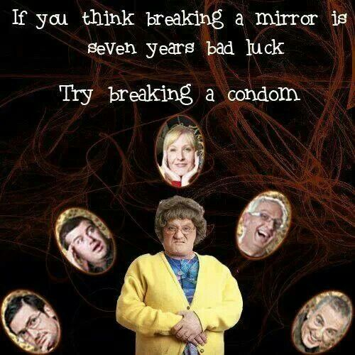 Good ole Mrs Brown