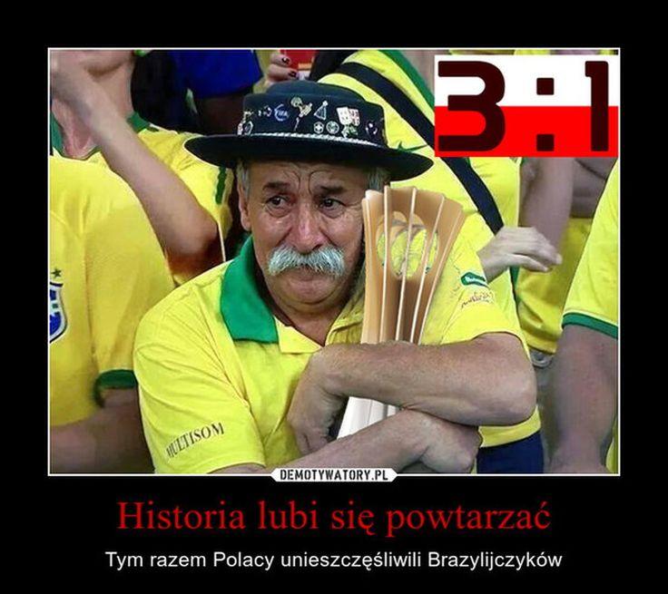 Polacy mistrzami świata, memy po meczu Polska - Brazylia