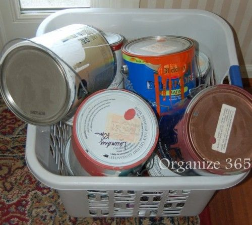DIsposing of Paint   Disposing of paint in the quickest and safest way.