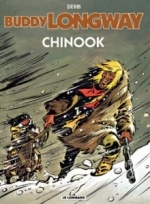Buddy Longway, tome 1 : Chinook  relu le 02/10/2012, 7/10