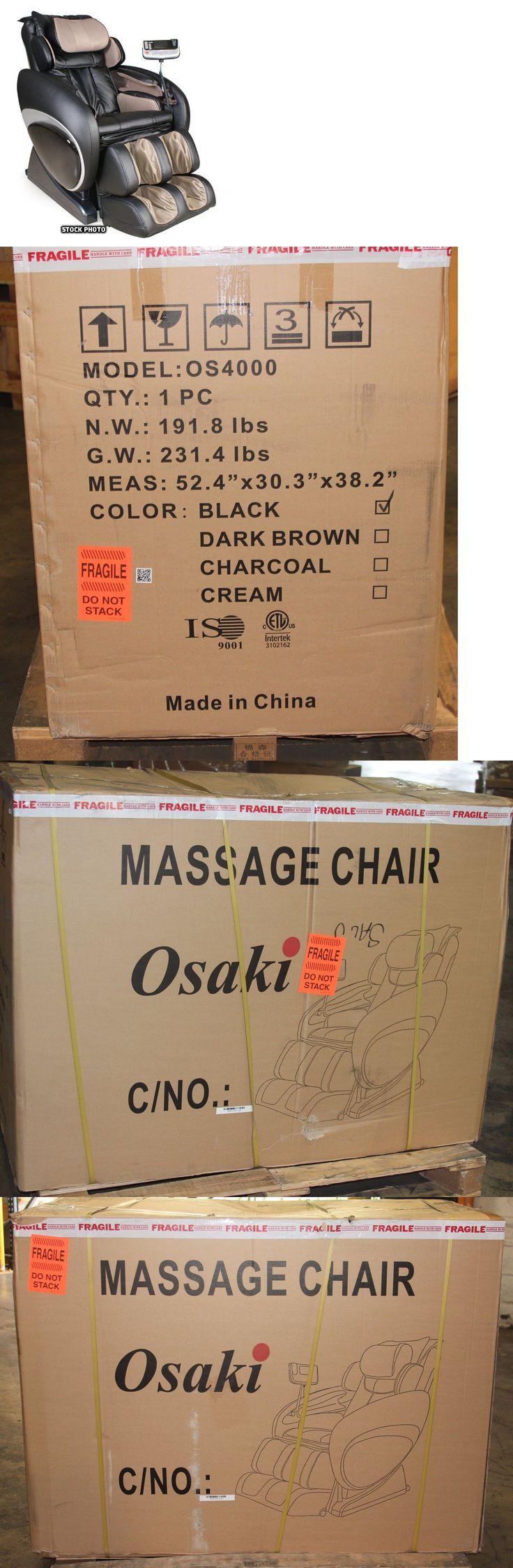 electric massage chairs osaki os deluxe zero gravity massage chair black u003e - Osaki Os4000