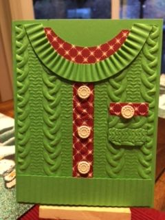 0ff43d8a24f6ee Ugly Sweater Cards - Don t miss this post!!