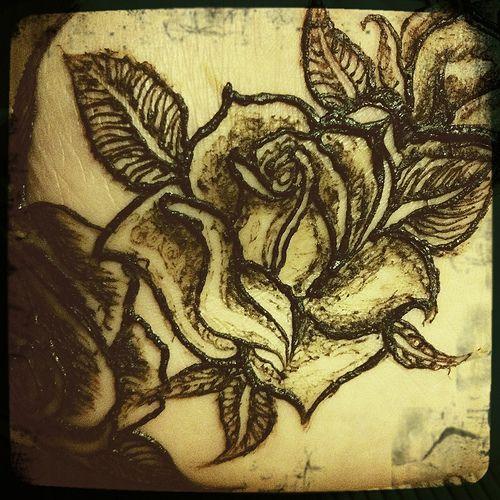 Rose Mehndi Patterns : Best images about henna on pinterest koi fish designs
