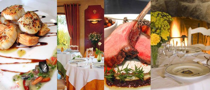 Auberge de La madone – Hôtel*** Restaurant