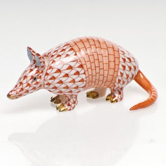 During the Great Depression people were poor, and some Texans in particular used the armadillo as food because the animal is very prevalent in the state.  As a result it became known as the Hoover Hog or the Texas Turkey.