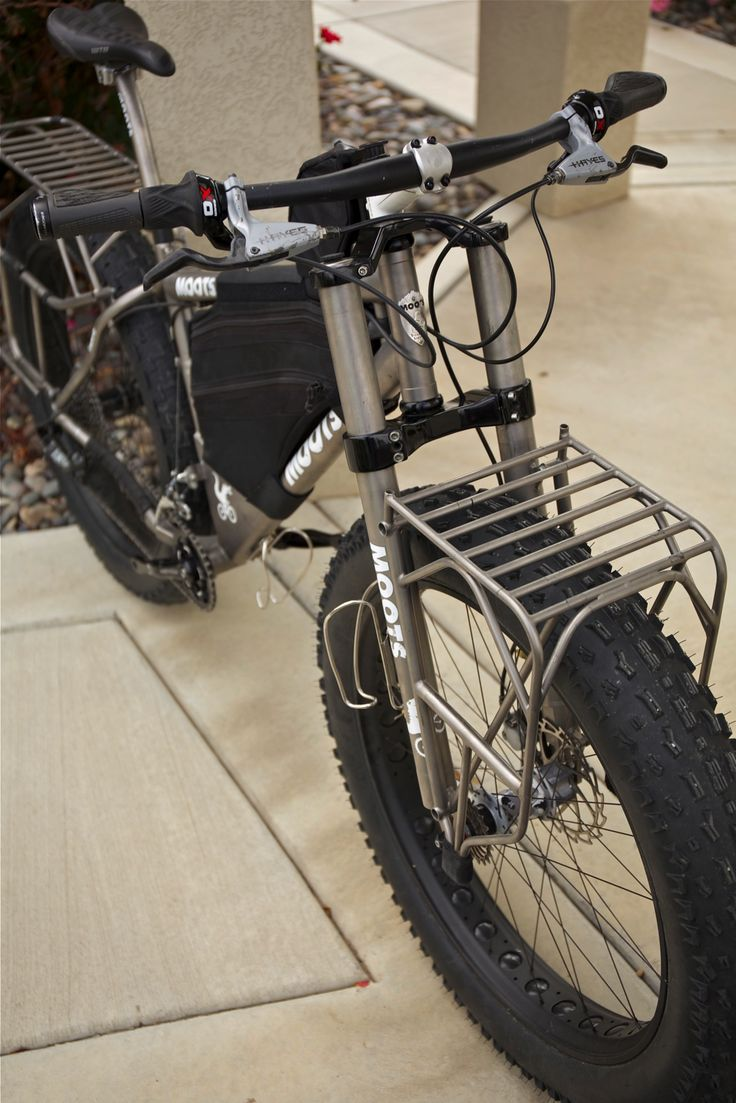 Iditarod-Winning, South Pole-Ready Fatbike