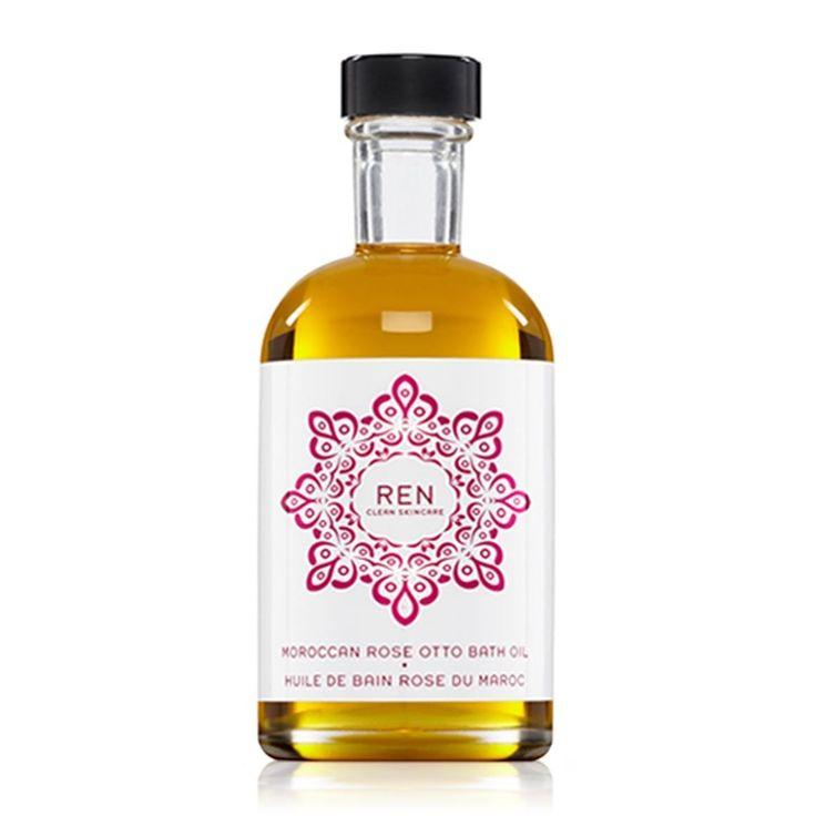 REN Rose Bath Oil