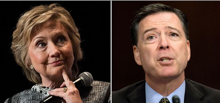 "The FBI investigation into former Secretary of State Hillary Clinton's illicit email practices concluded in the heat of the presidential campaign with former director James Comey making an impromptu announcement: although she acted ""extremely careless,"" no charges would ultimately be brought against the then-Democratic candidate. As the edits of the infamous memo that exculpated Mrs. …"