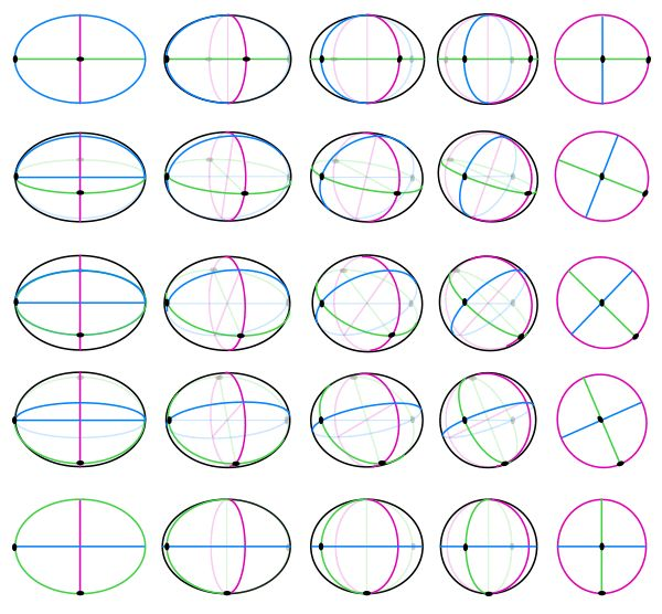 perspective how to draw ellipsoid torso capsule barrel 4