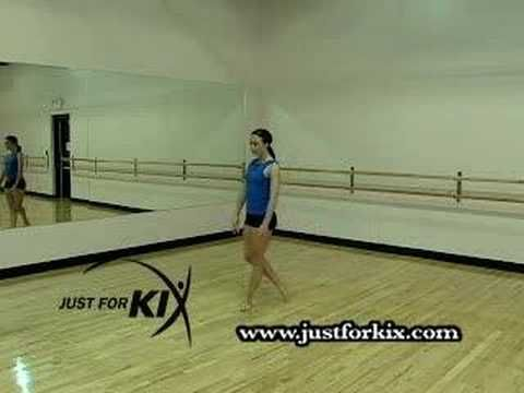 Dance Video Lesson: Turning Firebird Leap