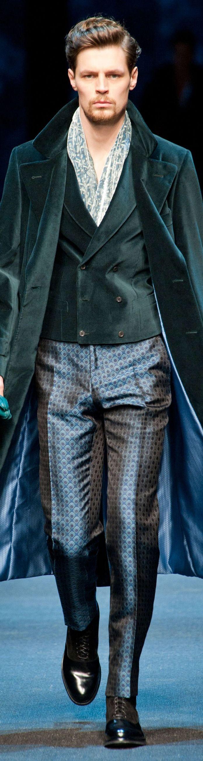 #2locos www.2locos.com Canali Menswear Fall-Winter