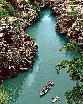 Rio Poty in Teresina, PI | Brazil