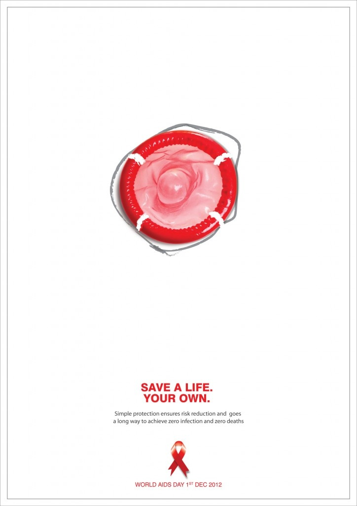 World AIDS day poster