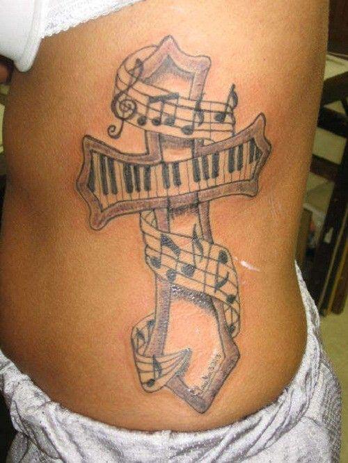 Tattoos Cross For Women On Side Ideas - http://backgroundwallpaperpics.com/tattoos-cross-for-women-on-side-ideas/ #Cross, #Ideas, #Side, #Tattoos, #Women