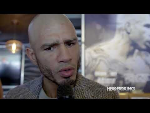HBO Boxing News: Miguel Cotto Interview (HBO Boxing)