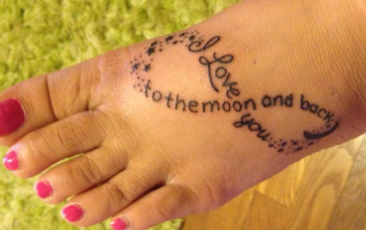 Moon And Back Foot...
