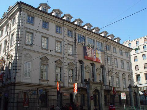 (1636) Palazzo Bricherasio - Extérieur