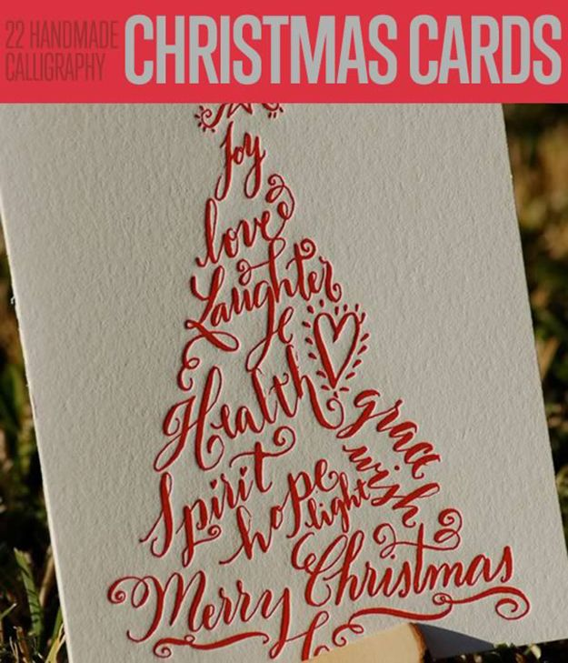 Best 25 personalized christmas cards ideas on pinterest christmas calligraphy cards solutioingenieria Image collections
