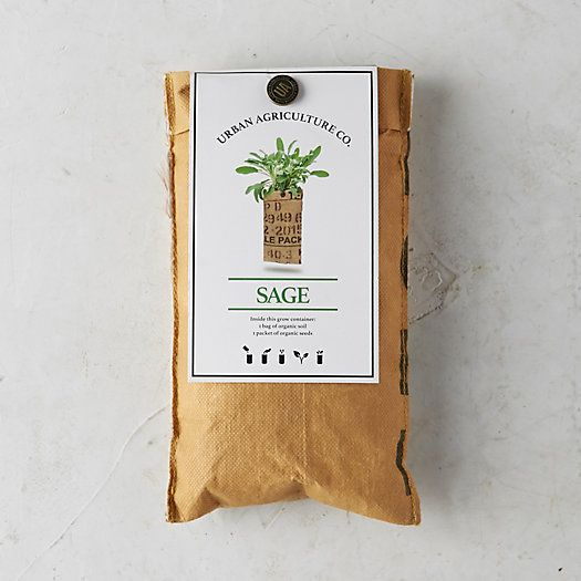 Urban Agriculture Hanging Herb Garden Kit