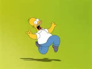 Homer I Am At Work