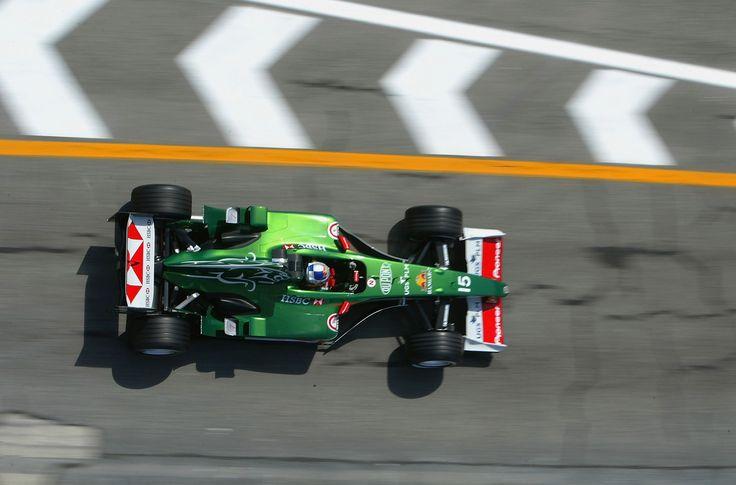 Christian Klien, Jaguar R5 @ Imola