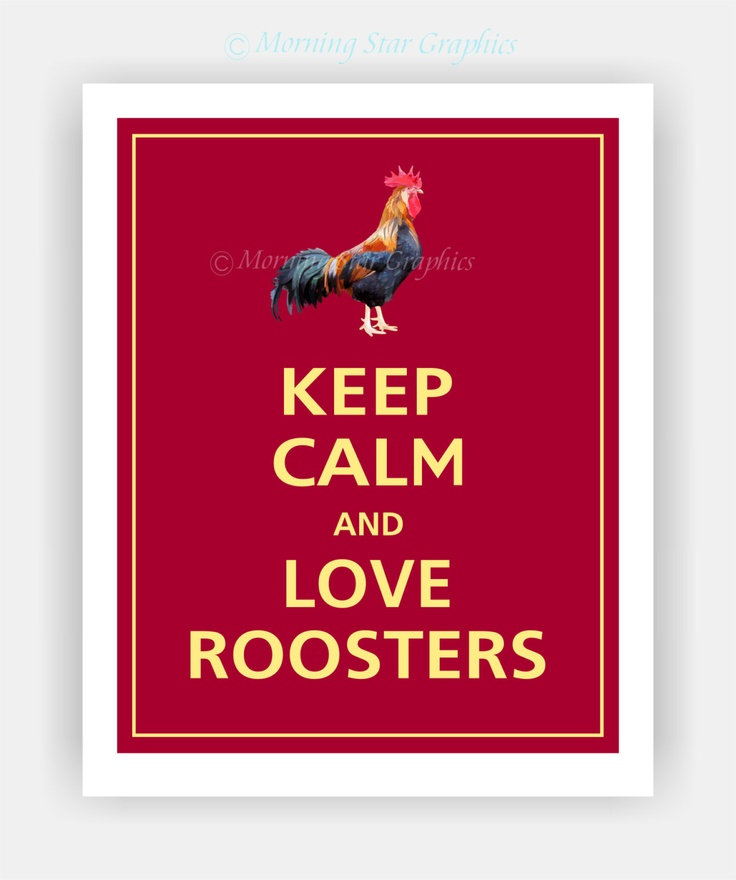 How To Keep A Young Rooster From Crowing…