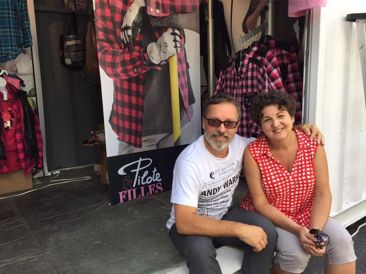 Mon amie @MarieLisePilote est aussi une entrepreneure! Allez visiter son kiosque au Festival Mode et Design. #FMD15