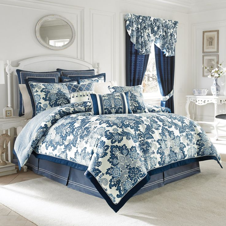 The Diana Bedding Collection By Croscill Classic Features