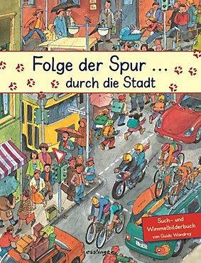 Folge der Spur...durch die Stadt Buch kaufen | Jokers.de