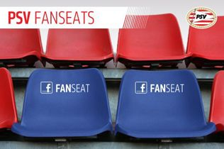 Digined lanceert #PSV Fanseats. #Facebook News   Digined