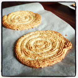 Biscuit dacquoise - technique en images - Recettes de cuisine Ôdélices
