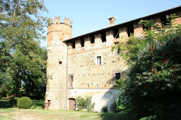 Il Castello di Castelnovo Val Tidone #piacenza