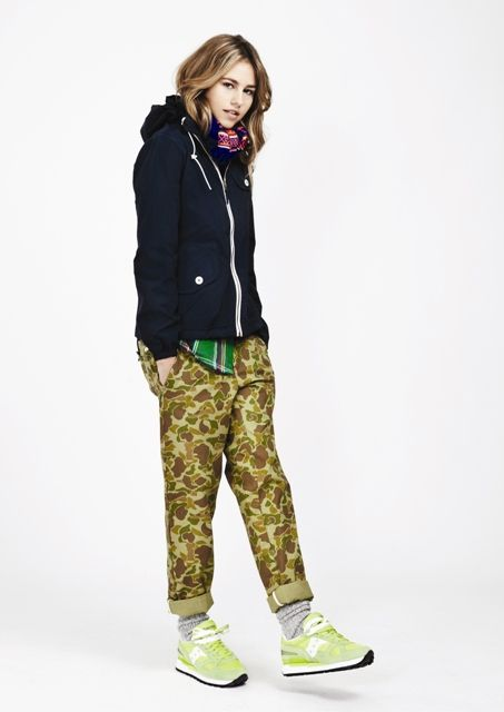 FASHION: Penfield 'The Coldest Day' Lookbook Outdoor brand...