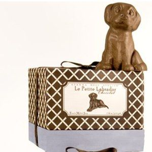 Le Labrador Chocolat luxury soap by Gianna Rose Atelier