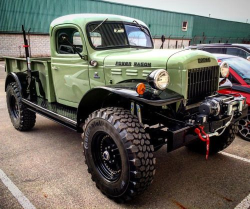 476 Best Dodge W Series Power Wagon 3 4 Ton Trucks Parts For