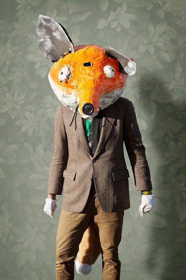 Alan Powdrill: Party Animals http://www.creativeboysclub.com/