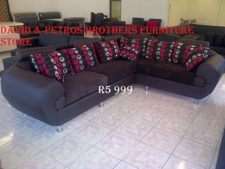 Brand new(JAZZ)corner l It comes with all colours R5 999