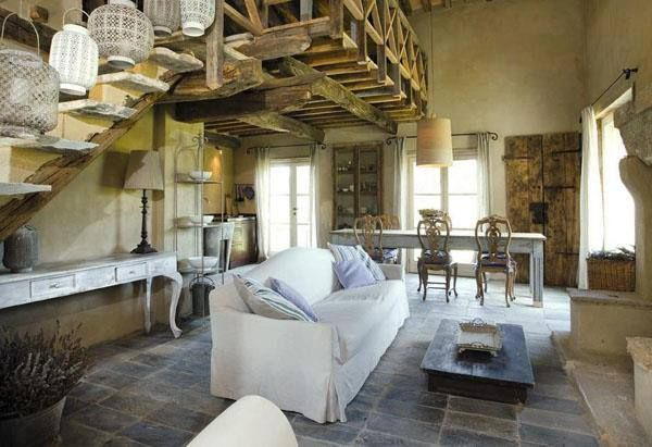 Vicky's Home: Casa rustica con encanto / House with rustic charm
