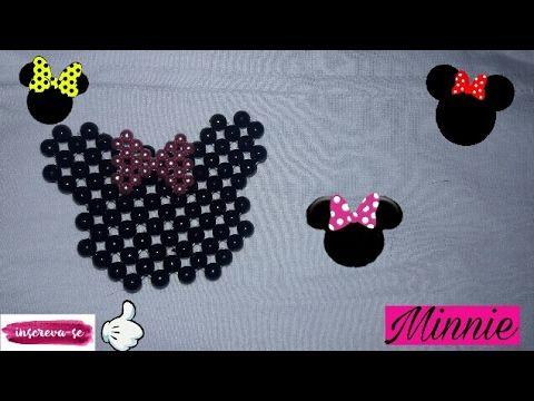 Minnie de Miçangas- Passo a Passo- Especial 3k- HD Por: Aline Cruz - YouTube