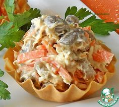 Салат «Фуршетный» - кулинарный рецепт