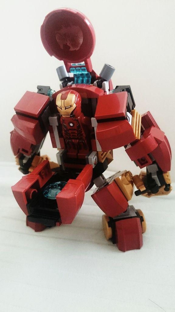 27 best HulkBuster images on Pinterest | Lego iron man ...