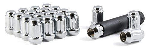 Gorilla Automotive 21133HT Small Diameter Acorn Chrome 5 Lug Kit 12mm x 150 Thread Size Pack Of 20 -- To view further for this item, visit the image link.