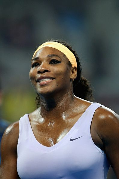 "World #1 Serena Williams Advances To SFs of the  2013 China Open! #YaY  - Serena beat former World #1 Caro Wozniacki 6-1, 6-4 on Day Seven in their QF match. Rena on playing either Aga or Angie Kerber: ""They play a similar game, except one is a righty & one is a lefty ..both get a lot of balls back & they're both great players. It doesn't matter who I play, it will be tough. I'm going to have to come out & be as focused as I was tonight & do my best to try to hang in there."" 10/4  #RenasArmy…"