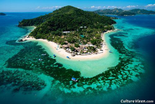 Castaway Island, Fiji.
