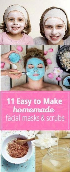 Easy homemade facial mask — 1