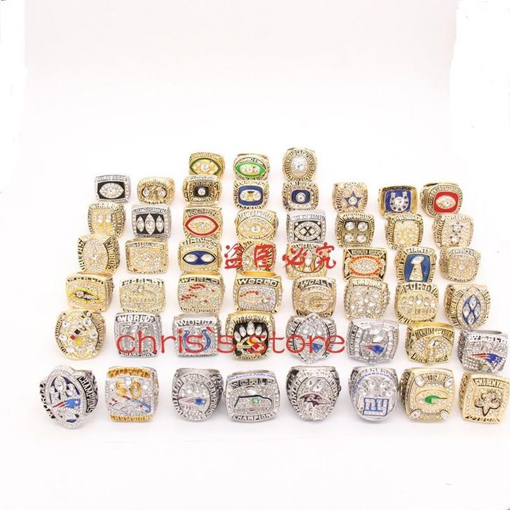 #MustSee Can you believe it? NFL Super Bowl Ch... now available http://gemsandtrinkets.store/products/nfl-super-bowl-championship-rings-1966-2016-51-years-replica?utm_campaign=social_autopilot&utm_source=pin&utm_medium=pin #GemsandTrinkets